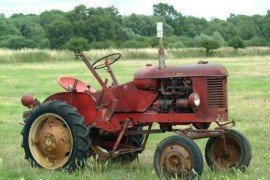 Buying a Used Tractor