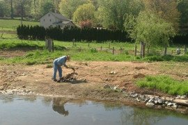 After restoring your stream side property, how can you measure the success of your efforts?