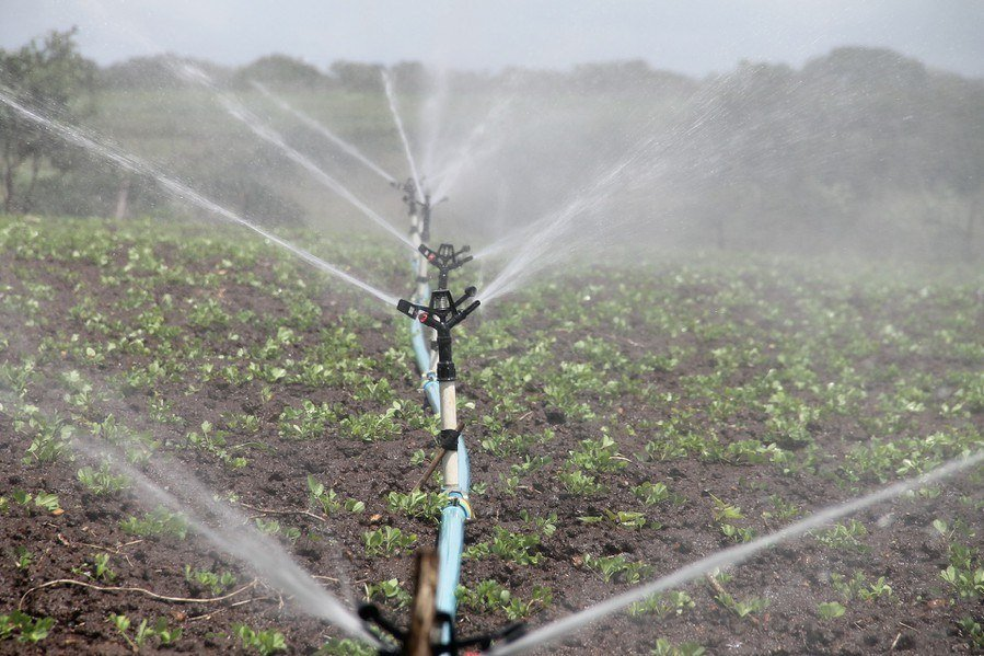 Agricultural Water Needs and Sources Water Supply