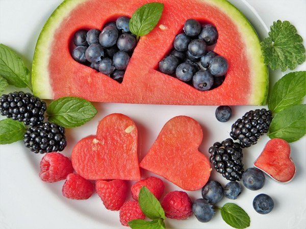 Heart Healthy Fruit