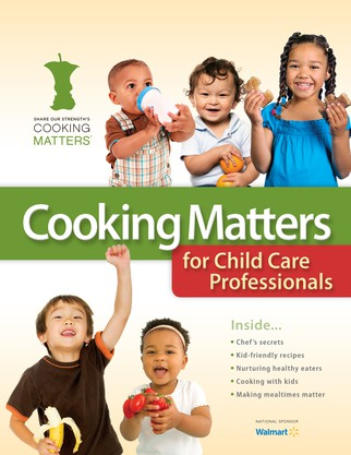 Cooking Matters for Child Care Professionals: Basics