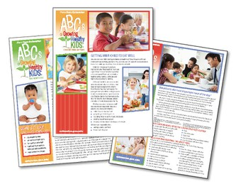 ABCs of Growing Healthy Kids